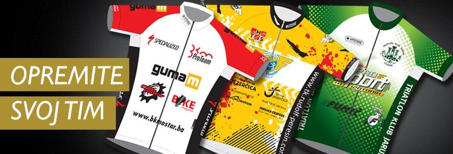 Biciklistički dresovi